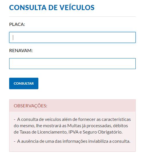 Consulta IPVA 2022 Amapá