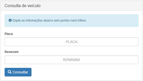 Consulta IPVA 2022 Rio Grande do Norte