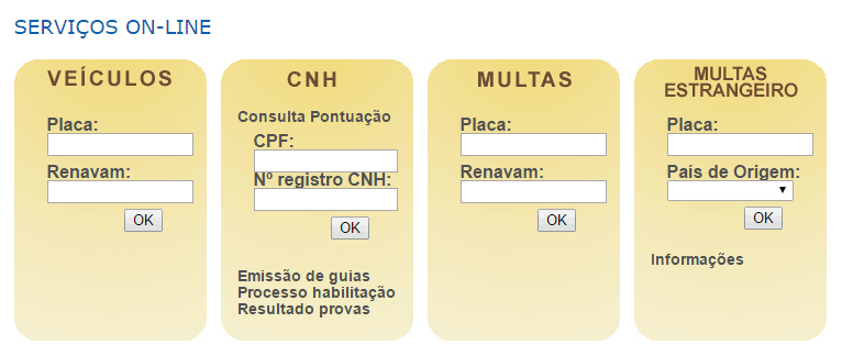 Consulta IPVA 2022 - Santa Catarina