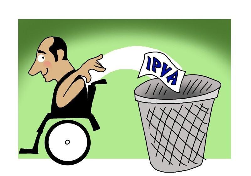 Isenção IPVA 2022